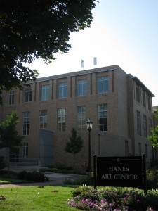 Kenan Music Building