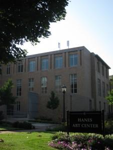 Kenan Music Building
