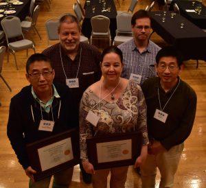 Identity Management team, IT team award