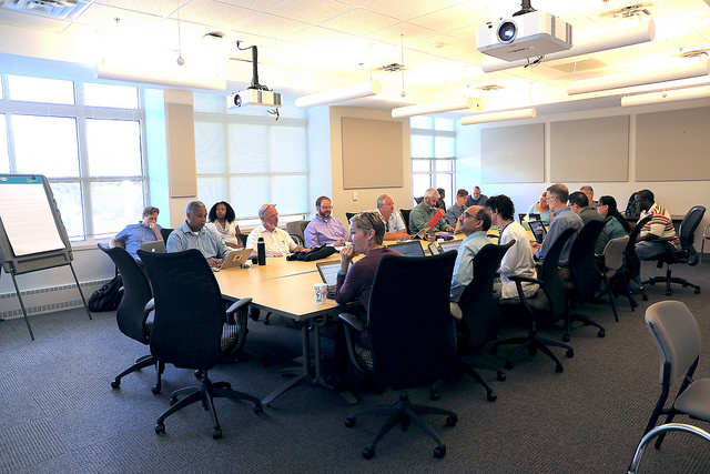 Change Approval Board meeting