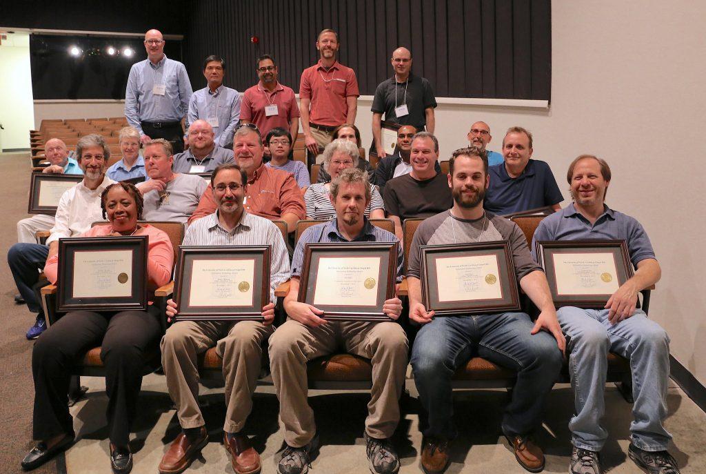 2017 IT Award winners