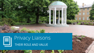 Privacy Liaisons: Their role and value