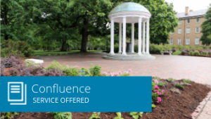 Confluence service offered