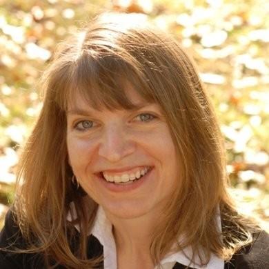 ITS Enterprise Applications employee Holly Harmes