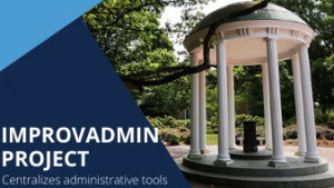 Improvadmin project centralizes administrative tools
