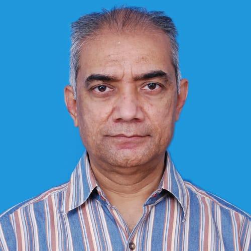 Vetri Thiagarajan headshot